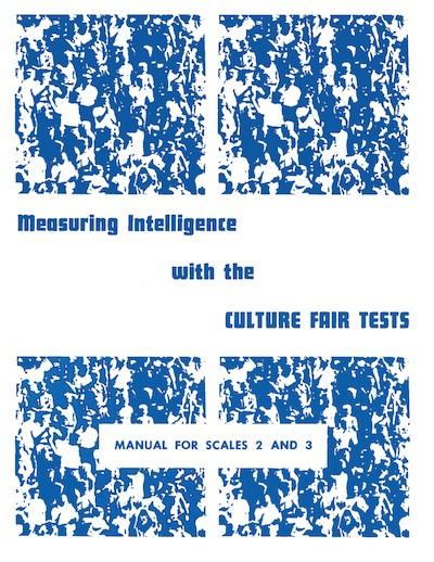Culture Fair Intelligence Test - Hogrefe fi
