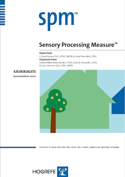 SPM sensory Processing Measure